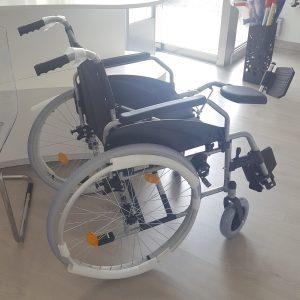 Venta o alquiler de sillas de rueda